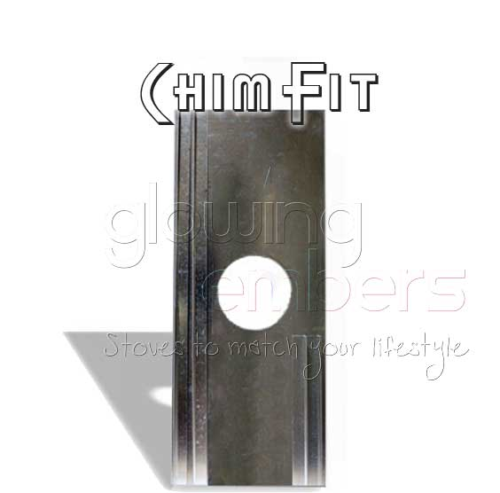 Fireplace Register Plate Chimney Register Plate Kit