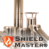 Shieldmaster Twin Wall Flue Pipe