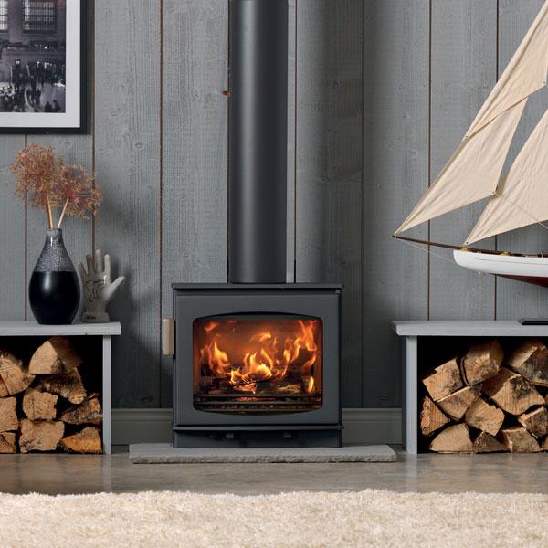 ACR Wychwood Balanced Flue Gas Stove   Flames.co.uk
