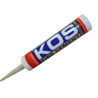 Fire Cement Cartridge Kos - 300ml Buff