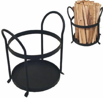 Black Marton Kindling Holder