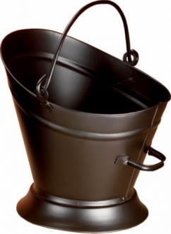 Waterloo All Black Coal Bucket