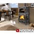 La Nordica Isotta Evo 11.9kw Wood Burning Stove