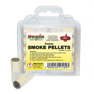 Smoke Pellets for Wood Burning Stoves Pack Of 10