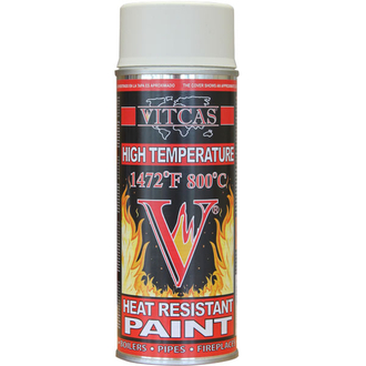 Vitcas Stove Paint Cream/Beige