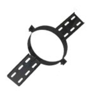 "6"" (150mm) Roof Support Bracket - Black"