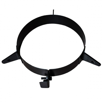 "6"" (150mm) Guy Wire Bracket - Black"