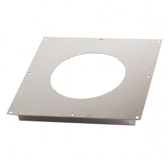 "7"" (175mm) Fire Stop Plate"