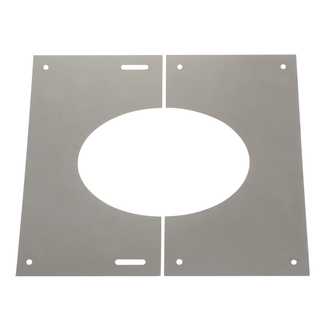 "8"" (200mm) 30-45° Finishing Plate"