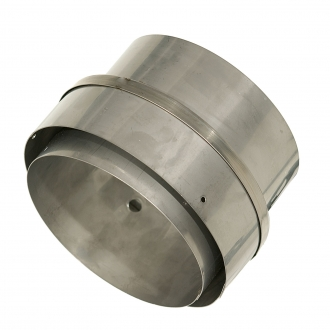 "MULTI-BUY 5"" (125mm) Adapter To Chimney Liner (x6)"