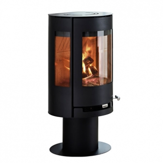 Aduro 9-3 6kw Defra Approved Convection Wood Burning Stove