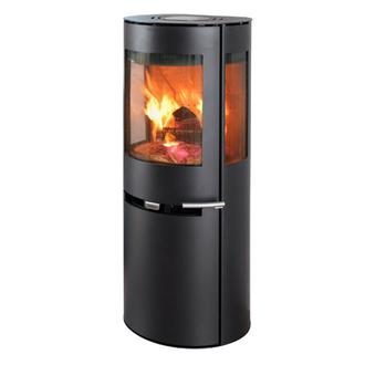 Aduro 9-5 6kw Defra Approved Convection Wood Burning Stove