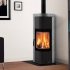 La Nordica Zen - 7.5kw Wood Burning Stove