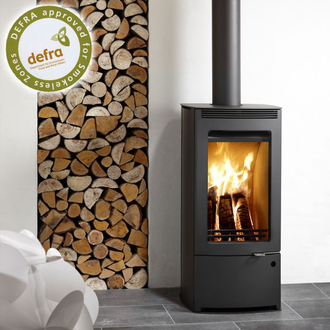 Westfire Uniq 33 6.1kw Defra Approved Convection Stove