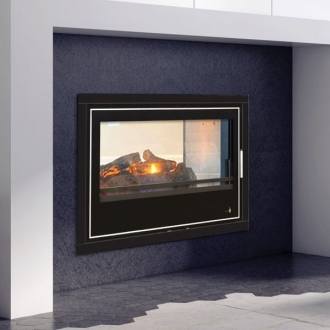 Henley Lisbon 900 - 14kw Double Sided Cassette Stove