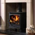 ACR Astwood Steel Defra Multifuel Wood Burning Stove 5kw