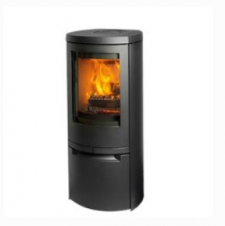 Jydepejsen Cosmo 1147 Steel 5kw Defra Wood Burning Stove