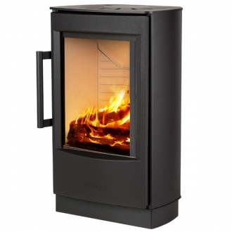 Wiking Miro 2 4.9kw Defra Wood Burning Stove