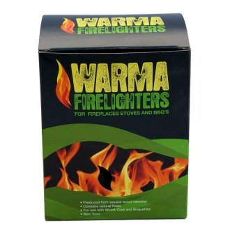 Warma Fire Lighters - 6 Boxes