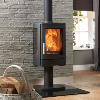 ACR Neo 3P 5kw Defra Approved Wood Burning Stove