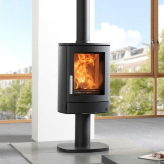 ACR Neo 3P Defra Approved Multifuel Wood Burning Stove 5kw