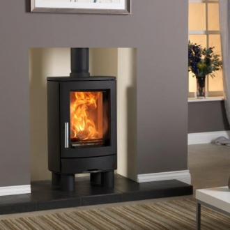 ACR Neo 3F Defra Approved Multifuel Wood Burning Stove 5kw