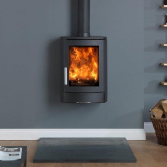 ACR Neo 3W Defra Approved Multifuel Wood Burning Stove 5kw