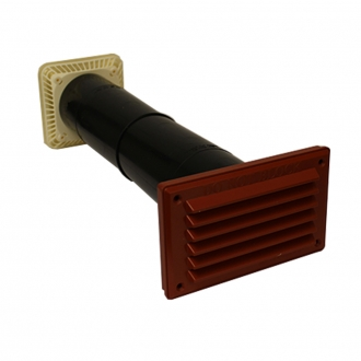 Rytons Mini LookRyt AirCore Ventilator - Terracotta x 5