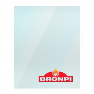 Bronpi Replacement Stove Glass - Various Models