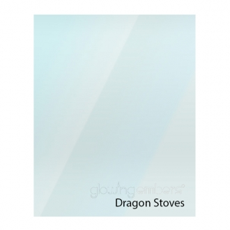 Dragon Replacement Stove Glass - Various Models