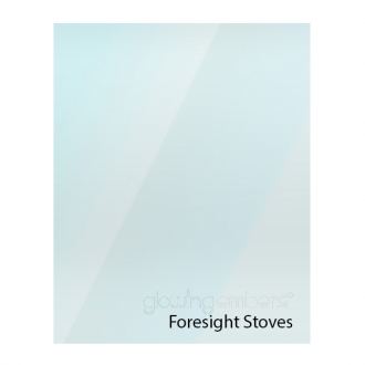 Foresight Replacement Stove Glass - Various Models