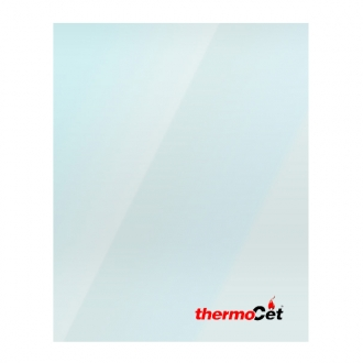 Thermocet Replacement Stove Glass - Various Models