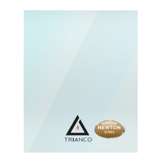 Trianco Newton Replacement Stove Glass - Various Models