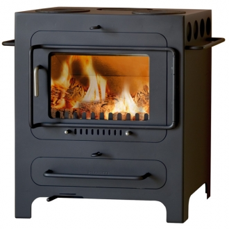 Hwam Classic 4 8kw Wood Burning Stove