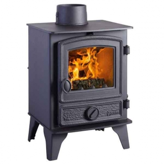 Hunter Hawk 4 - 4.7kw SE Wood Burning Stove