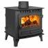Hunter Herald 6 - 6.5kw Double Sided Wood Burner