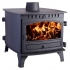 Hunter Herald 8 - 8.9kw Double Sided Wood Burner