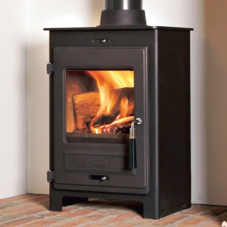 Flavel No.1 SQ05 4.8kw Multifuel Stove
