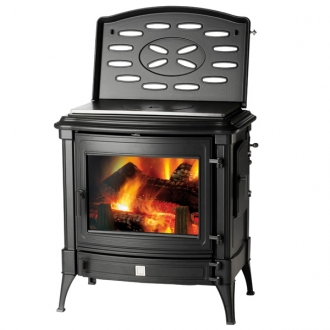 Nestor Martin Stanford 140 - 12kw Multifuel Stove / Cooker Top