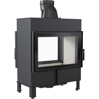 Kratki Lucy 14 14kw Inset Double Sided Stove - LUCY/14/T