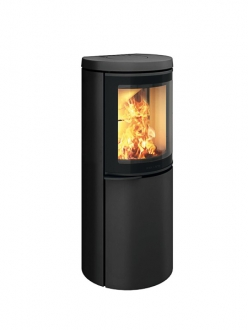 Hwam 3520 4.5kw Wood Burning Stove Soapstone Cover & Glass Door