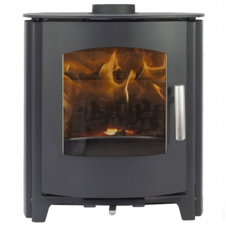 Mendip Churchill 5 - MK4 5kw Convection Wood Burning Stove