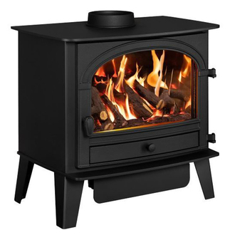 Hunter Consort 7G - 4.4kw Natural Gas Stove - Log or Coal Effect