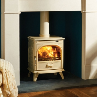 Dovre 250 4.9kw Multifuel Wood Burning Stove