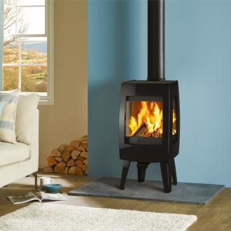 Dovre Sense 103 4.9kw Wood Burning Stove