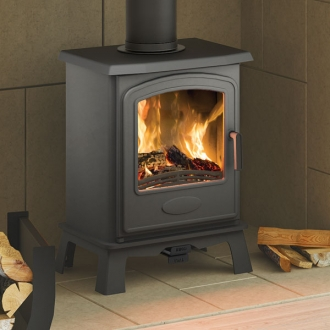 Dovre Bold 300 7kw Wood Burning Stove