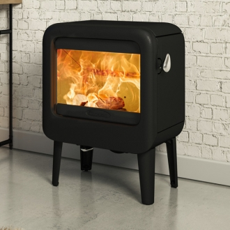 Dovre Rock 350 7kw Wood Burning Stove