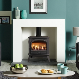 Dovre 425 5.5kw Natural Gas Stove - Conventional Flue