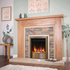 Celsi Electriflame VR Contemporary 1.5kw Inset Electric Fire - Champagne