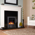 Celsi Ultiflame VR Camber 1.5kw Electric Fire - Black Textured